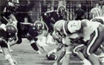 1988 Leesburg Yellow Jackets Football Archives, Leesburg Proves A Point Vs. Lake Weir, September 10, 1988, Carver Heights Quarterback Club, Leesburg High School, Leesburg, Florida