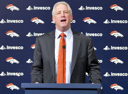 Denver Broncos Head Coach John Fox has been impressed with the progress of rookie LB Danny Trevathan (Leesburg High School, Leesburg, Florida 34748, Gerald Lacey, Staff Writer, Carver Heights Quarterback Club