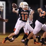 Wyatt Rector, QB , 6-1, 175, Fr., 2014 All-Central Florida Honorable Mention Team, Leesburg High School, 1401 Yellow Jacket Way, Leesburg, Florida 34748, Gerald Lacey, Staff Writer, Carver Heights Quarterback Club