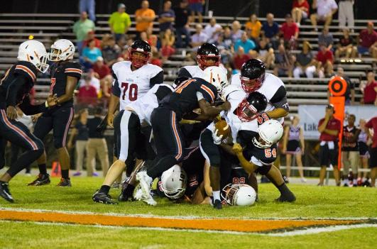 South Sumter Beats Leesburg For The Fourth Year In A Row