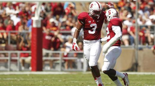 Vikings sign former Stanford LB Noor Davis