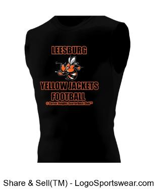 Leesburg Football Hyperform Compression Long Sleeve Shirt, Youth Hyperform Compression Long Sleeve Shirt. Made from 84% polyester and 16% spandex knit, our newest compression shirt is odor-resistant and moisture wicking. The 4-way stretch fabric allows for greater mobility and maintains shape. The flatlock stitchin.......See more, Carver Heights Quarterback Club, Leesburg High School, Leesburg, Florida
