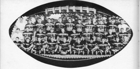 1949 LEESBURG YELLOW JACKETS FOOTBALL ARCHIVES VOLUME 2