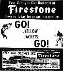 1969 Leesburg Yellow Jackets Football Archives City Tire Service, Inc. Ad, Leesburg High School, 1401 Yellow Jacket Way, Leesburg, Florida 34748, Gerald Lacey, Staff Writer, Carver Heights Quarterback Club