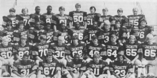 1983 LEESBURG HIGH SCHOOL FOOTBALL TEAM ROSTERS, Leesburg High School, 1401 Yellow Jacket Way, Leesburg, Florida 34748, LEESBURG HIGH SCHOOL, 1401 YELLOW JACKET WAY, LEESBURG, FLORIDA 34748, Gerald Lacey, Staff Writer, Carver Heights Quarterback Club