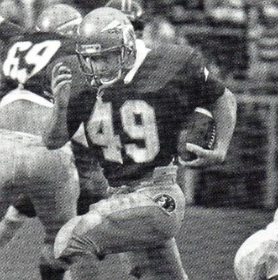 1987 Leesburg Yellow Jackets Football Archives, Jackets In College, Dayne Williams, Florida State University