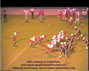 LEESBURG vs. AUBURNDALE FOOTBALL GAMES SERIES RECORDS, Leesburg High School, 1401 Yellow Jacket Way, Leesburg, Florida 34748, LEESBURG HIGH SCHOOL, 1401 YELLOW JACKET WAY, LEESBURG, FLORIDA 34748, Gerald Lacey, Staff Writer, Carver Heights Quarterback Club