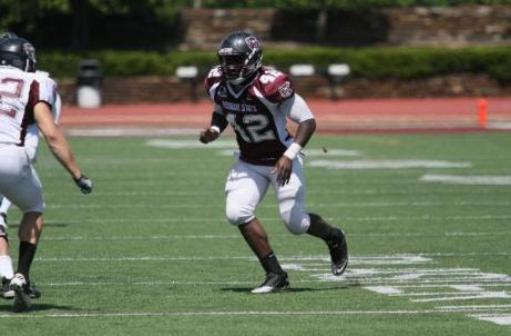 2012 Leesburg Yellow Jackets Football Archives, Jackets In College, #42 Dondelaro Crosby, Missouri State University.Former Jacket Standout Dondelaro Crosby during Missouri State's 2012 Spring Game.Carver Heights Quarterback Club, Leesburg High School, Leesburg, Florida