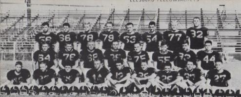 Team Rosters By Year Leesburg High School Football 1963