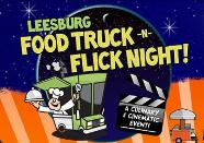Leesburg Food Truck Flick Night